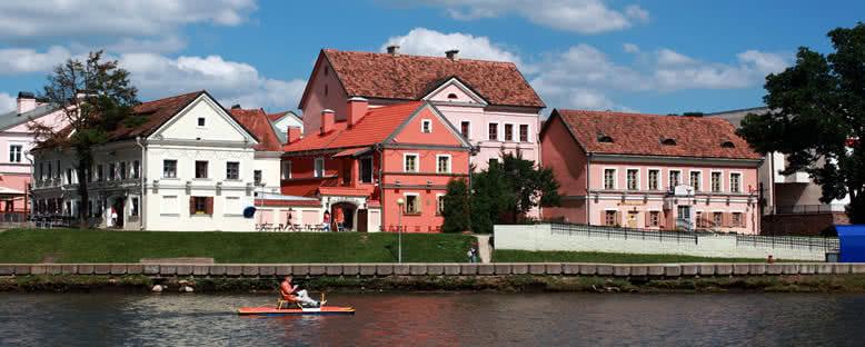 Tarihi Bölge - Minsk