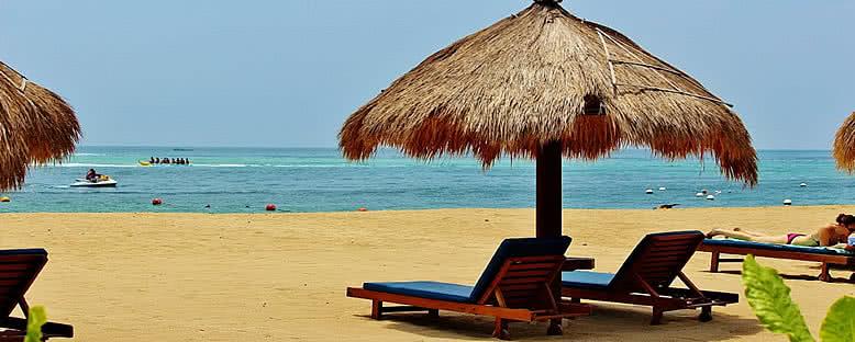 Nusa Dua Plajı - Bali