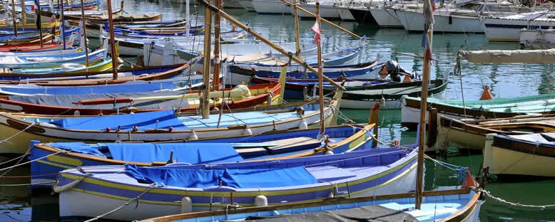 Balıkçı Tekneleri - Nice