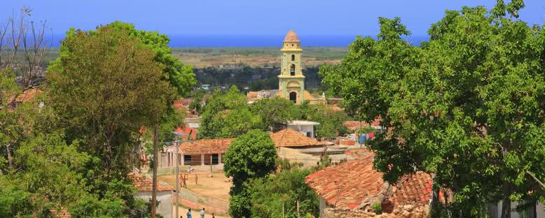 Şehir Manzarası - Trinidad