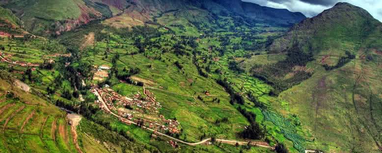 Vadi Manzarası - Kutsal Vadi