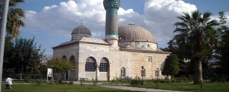 Yeşil Camii - İznik