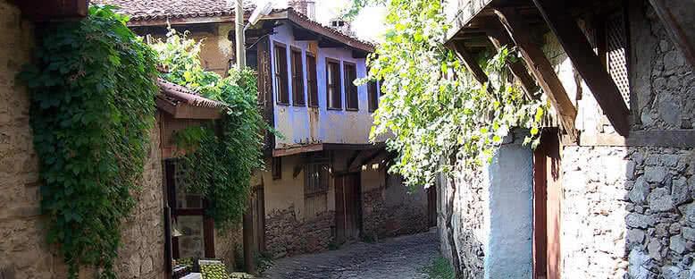 Köy Sokakları - Cumalıkızık