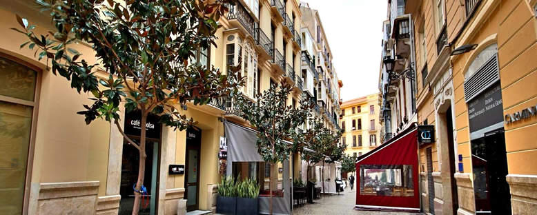 Şehir Sokakları - Malaga