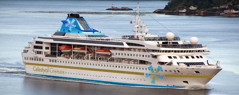Celestyal Cruise ile Vizesiz Yunan Adaları