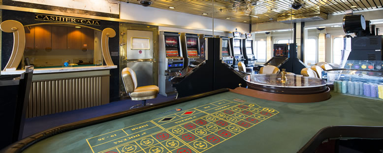 Casino - Celestyal Cruise