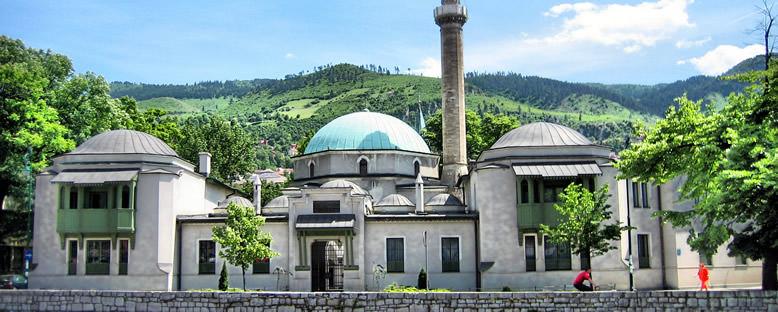 Hünkar Camii - Saraybosna