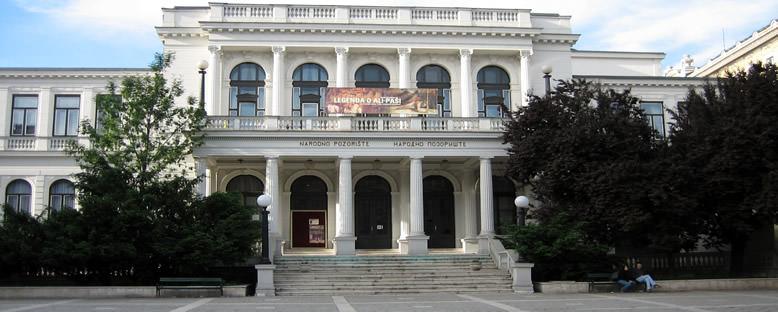 Ulusal Tiyatro - Saraybosna
