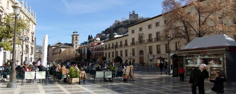 Plaza Nueva - Granada