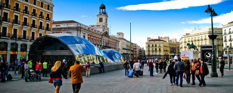 Puerto del Sol - Madrid