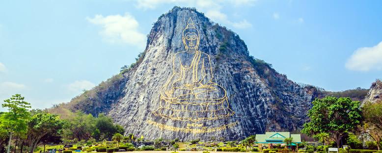 Buddha Tepesi - Pattaya