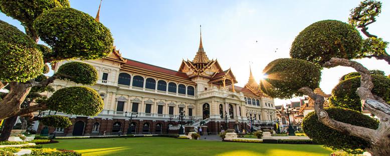 Kraliyet Sarayı Wat Phra Kaeo - Bangkok