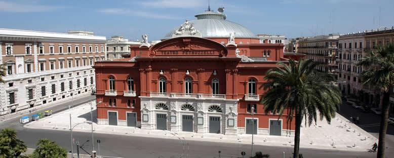 Teatro Petruzelli - Bari