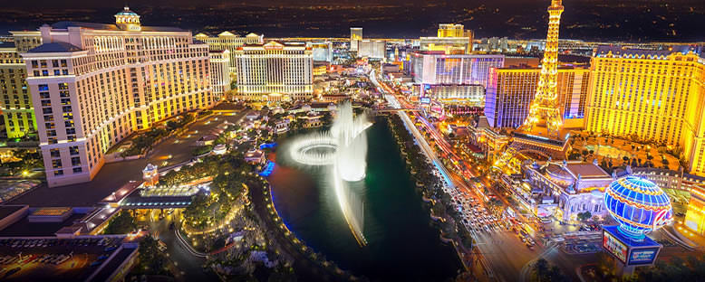 Gece Işıkları - Las Vegas