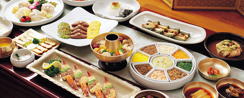 Kore Yemekleri - Seul