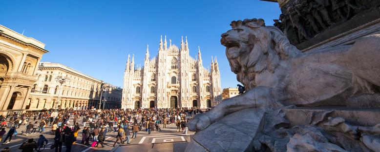 Katedral Meydanı - Milano