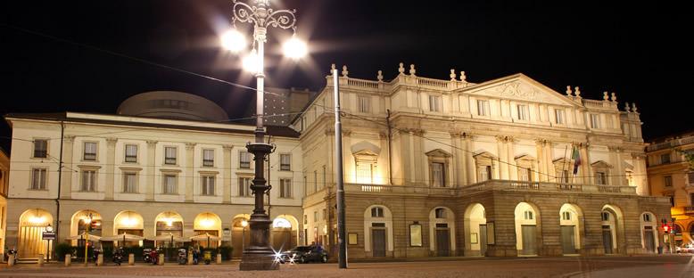 La Scala Operası - Milano