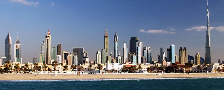 Şehir Merkezi - Dubai