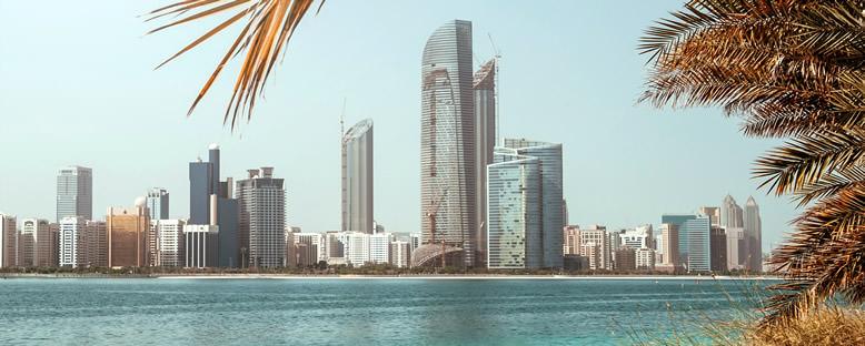 Şehir Silueti - Dubai