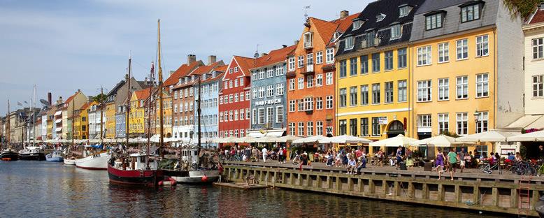 Nyhavn Bölgesi - Kopenhag