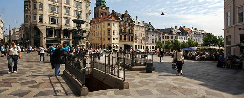 Şehir Merkezi - Kopenhag