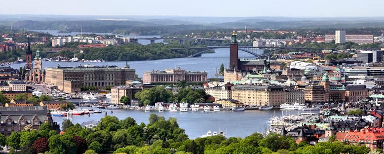 Gamla Stan (Tarihi Merkez) - Stockholm