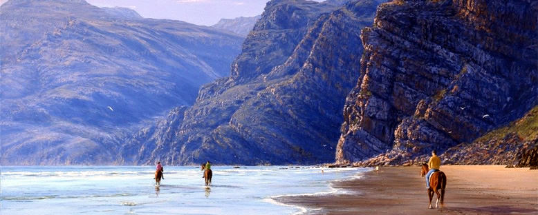 Noordhoek Bölgesi - Cape Town