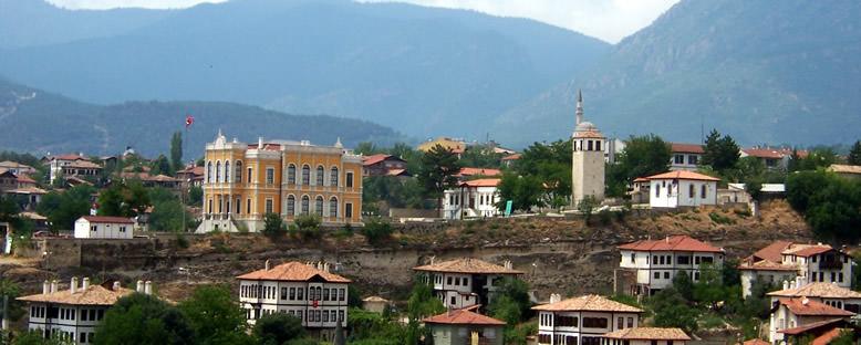 Saat Kulesi ve Belediye Konağı - Safranbolu