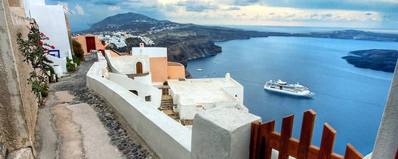 Jewel of the Seas ile Romantik Akdeniz Gemi Turu