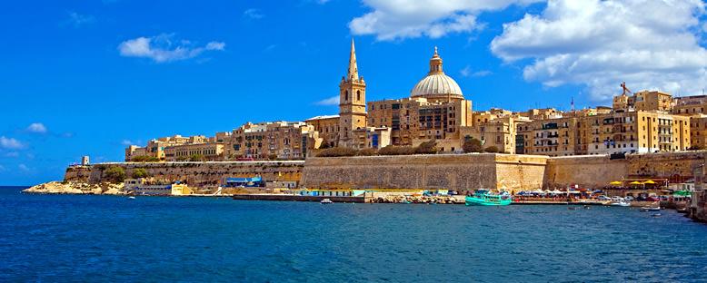 Valetta Manzarası - Malta