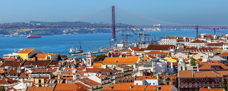 Kent Manzarası - Lizbon