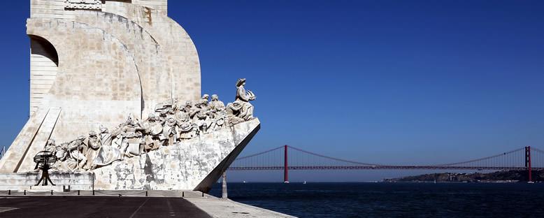 Keşifler Anıtı - Lizbon