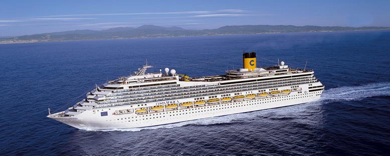 Costa Magica ile Baltıklar Gemi Turu