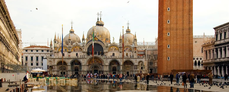San Marco Bazilikası - Venedik