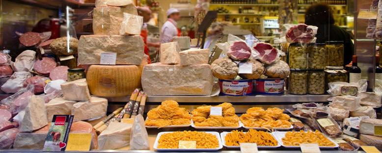 Şarküteri Dükkanları - Bologna