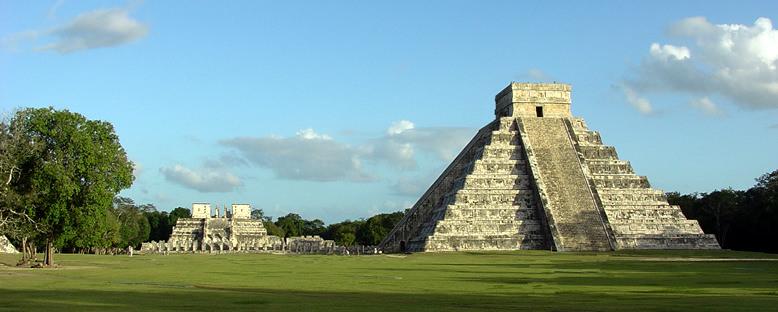 Kukulkan Piramidi - Chichen Itza