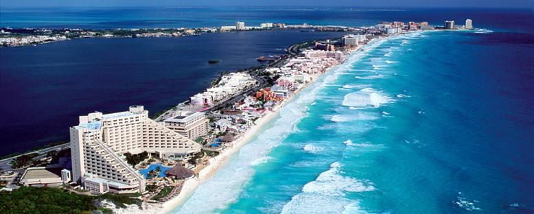 Şehir Kıyıları - Cancun