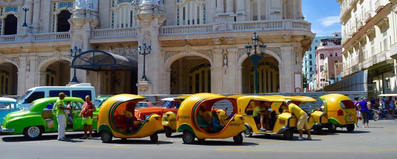 Coco Taxi'ler - Havana