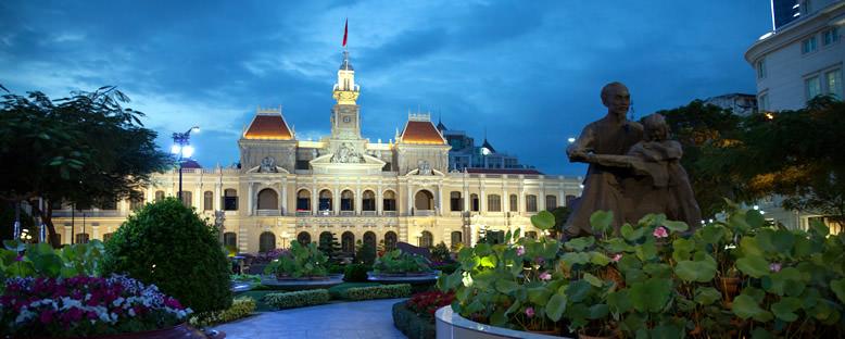 Belediye Binası - Ho Chi Minh