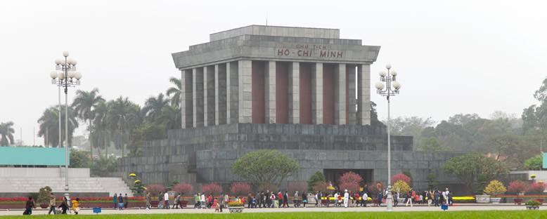 Ho Chi Minh Mozolesi - Ho Chi Minh