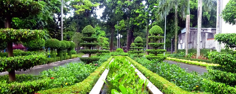 Tao Den Park - Ho Chi Minh City