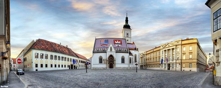 St. Mark Kilisesi - Zagreb