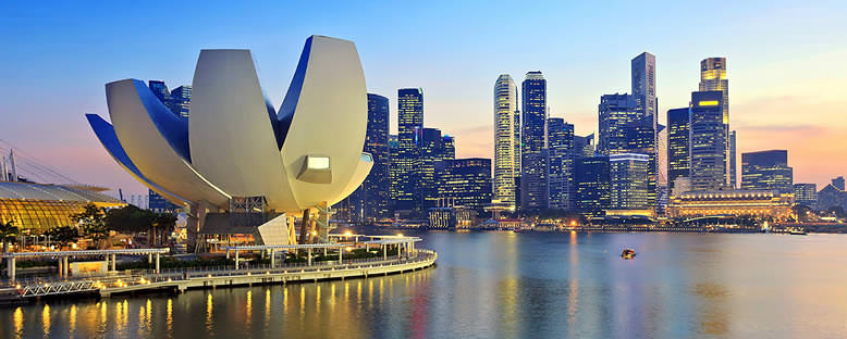 Bilim Müzesi - Singapur