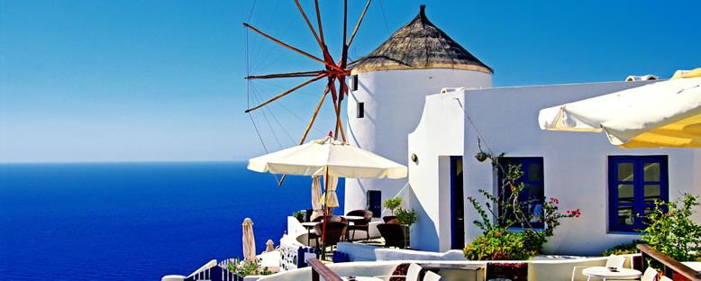 Yel Değirmeni - Santorini