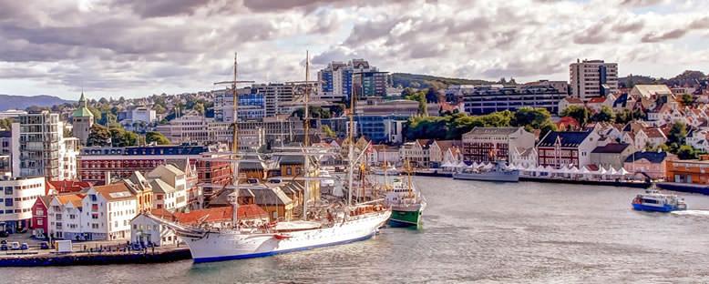 Kent Görünümü - Stavanger