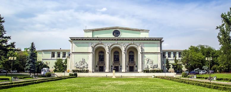 Romanya Ulusal Operası - Bükreş