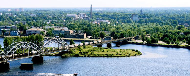 Kent Panoraması - Riga