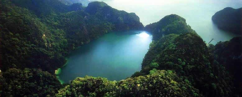 Pregnant Maiden Gölü - Langkawi