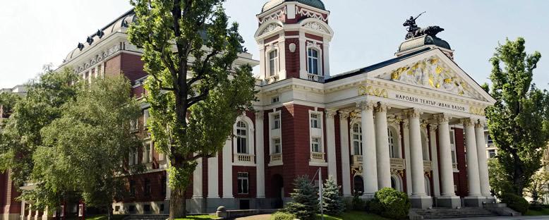 Ivan Vazov Tiyatrosu - Sofya