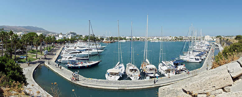 Liman Manzarası - Kos